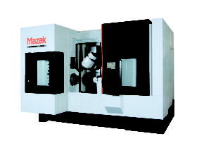 MAZAK MILL TURN J300 INTEGREX BAY AREA ← Machining Partner